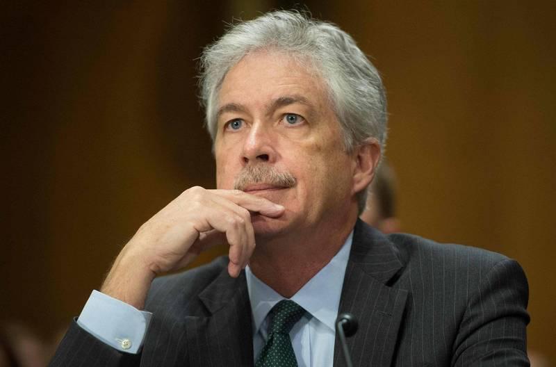 美國總統當選人拜登宣布,前副國務卿伯恩斯將出任中央情報局局長March 6, 2014,William Burns。(法新社)