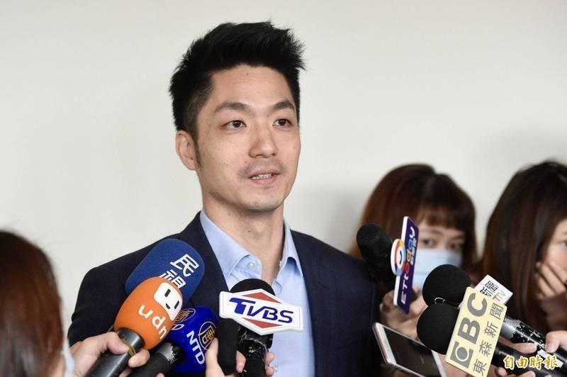 身為蔣家第四代的國民黨立委蔣萬安,近日提案修正「戒嚴時期人民受損權利回復條例」,引發討論。(資料照)