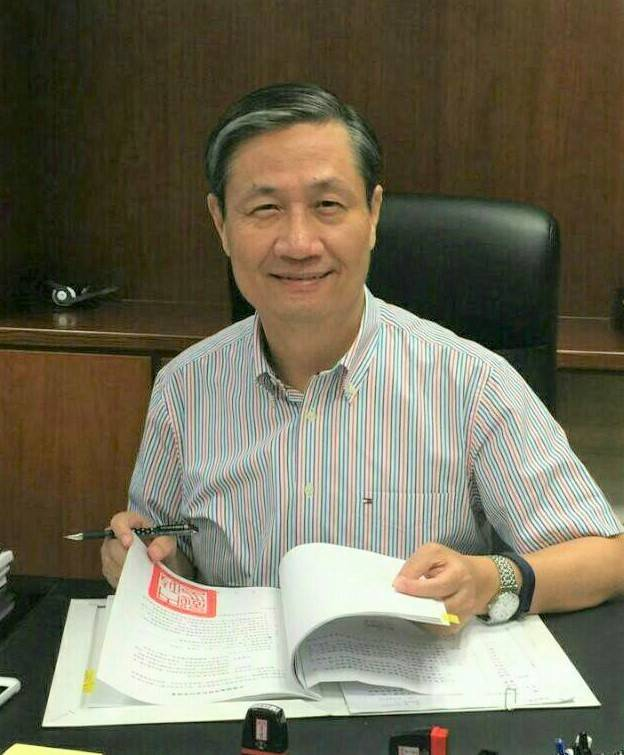 邱豐光月中退休 副署長鐘景琨陞任移民署長
