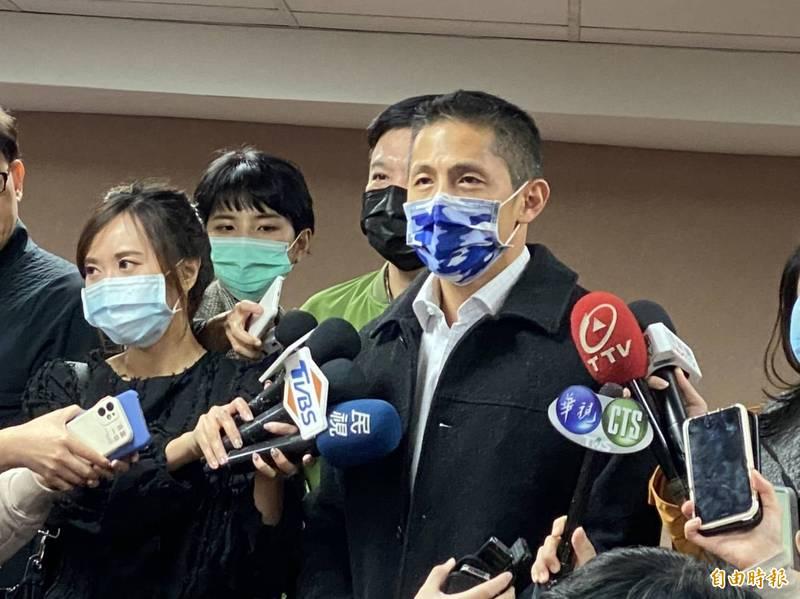 仍負責「壯闊台灣」 吳怡農:未來扮演市黨部「斜槓主委」