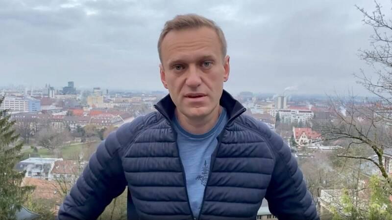 無懼入獄威脅 遭下毒俄國反對派領袖納瓦尼:週日回國