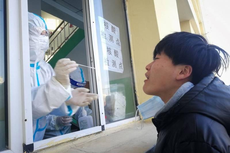 武漢肺炎》黑龍江單日新增90例 1小鎮列高風險地區