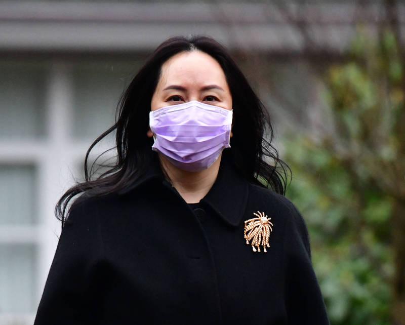 怕染疫當理由 孟晚舟要求加國放寬保釋限制