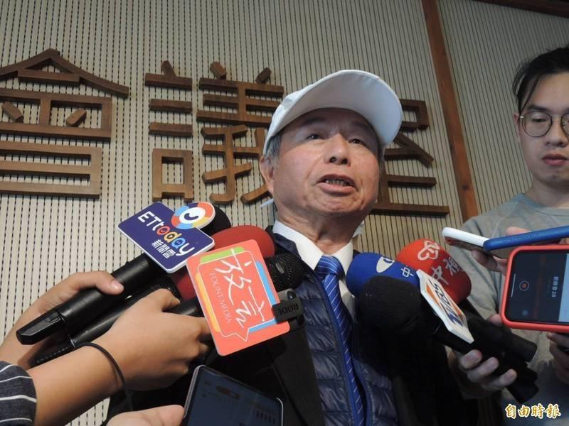 前衛生署長楊志良在政論節目稱應將染疫醫師開除,北市醫師職業工會今天表示楊志良應道歉。(資料照)