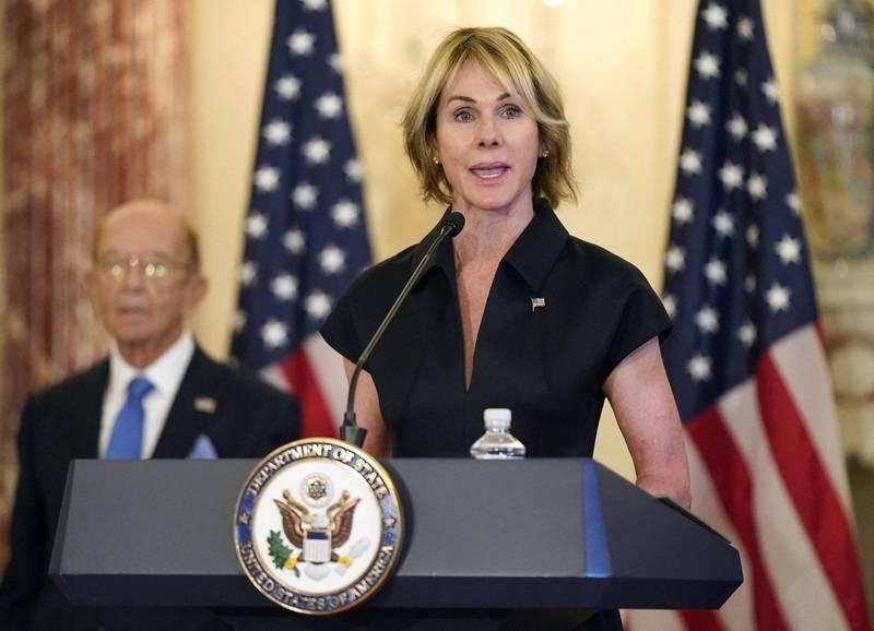 國務院突宣布取消所有訪問 美駐聯合國大使今無緣來台