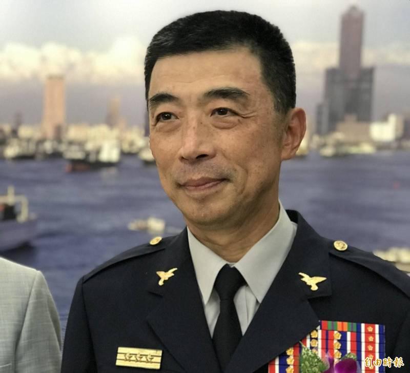 高市警局長劉柏良確定調副署長 陳其邁感謝工作投入與表現