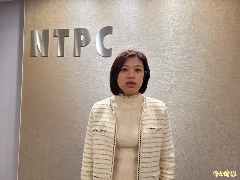 針對台北市長柯文哲指尾牙公家機關取消、私人未取消很奇怪,新北市政府發言人蔣志薇表示,公家機關應該為民表率,不要等到事情發生之後再做事後補救。 (記者賴筱桐攝)