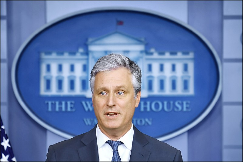 美國總統川普批准的「美國印太戰略架構」元月5日提前解密,12日由國家安全顧問歐布萊恩公布。(法新社)