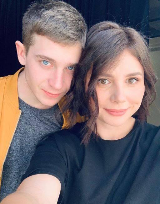 巴曼雪娃常常在IG曬出2人甜蜜合照。(擷取自Marina Balmasheva IG)