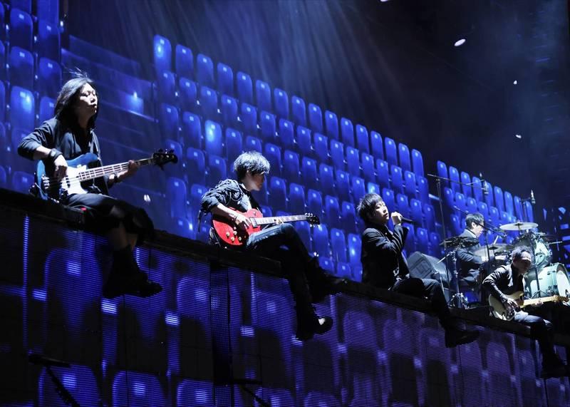 「五月天」將於3月在台南開唱。(相信音樂提供)
