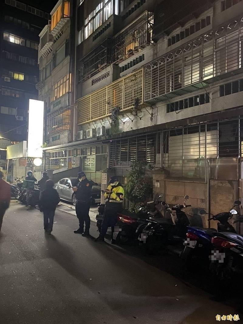 台北市天母昨天發生一家三口死亡的人倫悲劇,無他殺嫌疑。(資料照)