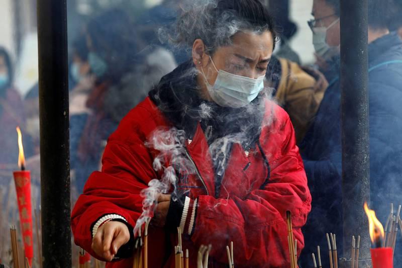 中國台商組織「全國台企聯」西南西北區辦公室昨和重慶市台協等22個省市台商協會以防疫為由,發出倡議書,呼籲台商留在中國過年。(路透)