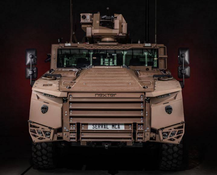 軍情動態》持續現代化載具 法國宣佈採購364輛「藪貓」裝甲車