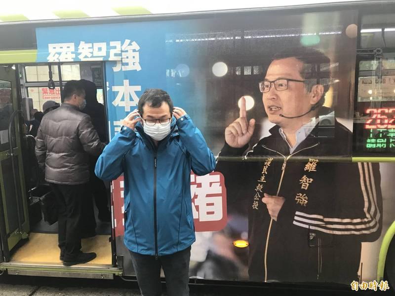 搭罷免熱潮 羅智強宣布:2/1起推罷免立委吳思瑤