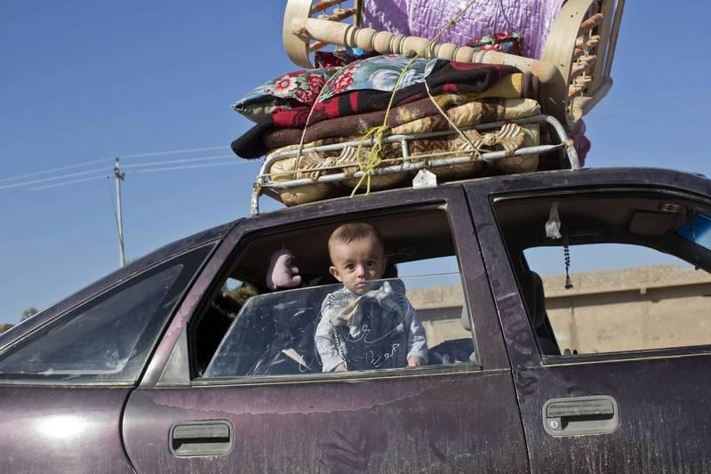 美國奧勒岡州一名偷車賊在得手之後竟將車輛開回原處尋找失主,因為他發現後座的小孩被單獨留在車上。示意圖。(美聯社)
