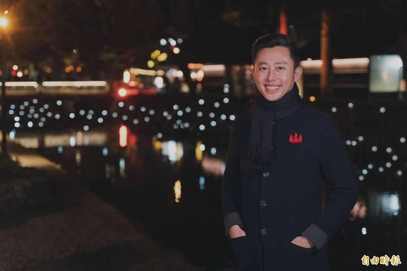 今年台灣燈會遇上百年大疫,台灣燈會還辦不辦?主辦台灣燈會的新竹市長林智堅今天表示,因應疫情發展,燈會停辦應該是一個選項。(記者洪美秀攝)