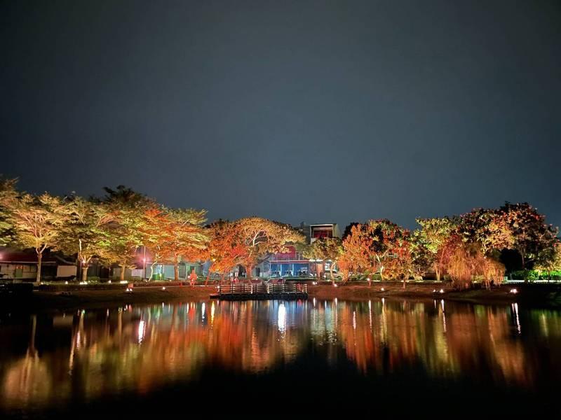 [新聞] 2021月津港燈節試燈 親水公園展新風貌