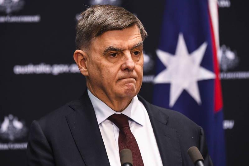 澳洲首席衛生官墨菲今日表示,儘管疫苗已經問世,澳洲仍不太可能在今年內重開邊境。(歐新社資料照)