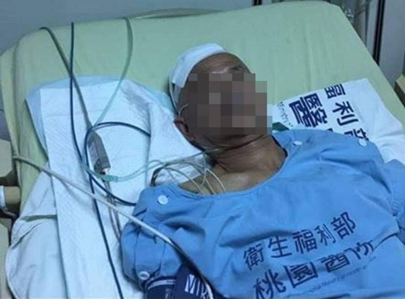 議員詹江村臉書PO出彭姓老師就醫照片。(資料照,<b><a href=