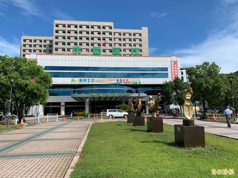 衛福部桃園醫院醫護用生命守護台灣安全,卻有人想把部桃當景點。(資料照)
