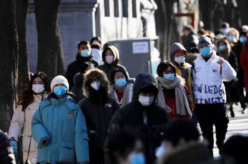 中國東北疫情近期復燃。(路透)