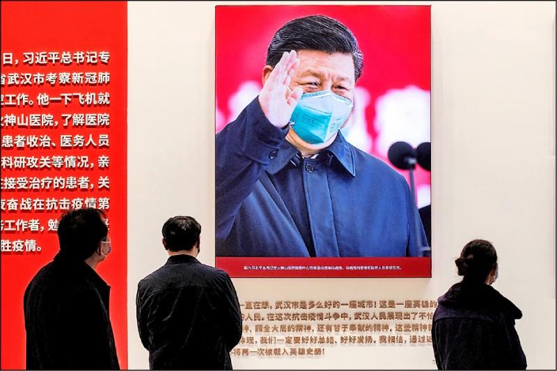 中國十九日新增八十八起本土確診病例,其中七起位於北京市。(法新社)