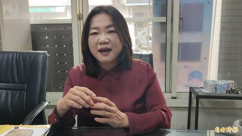 國民黨立委馬文君日前發文,稱台灣參加美國總統就職是「門都沒有」,結果被打臉,事件也引發討論。(資料照)