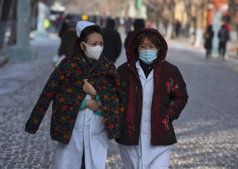 黑龍江疫情嚴重,山東省也淪陷,出現從黑龍江移入的確診病例。山東省平安市首次出現外省移入的案例,該市防疫應變工作小組已宣布加強防疫戒備層級。(歐新社)