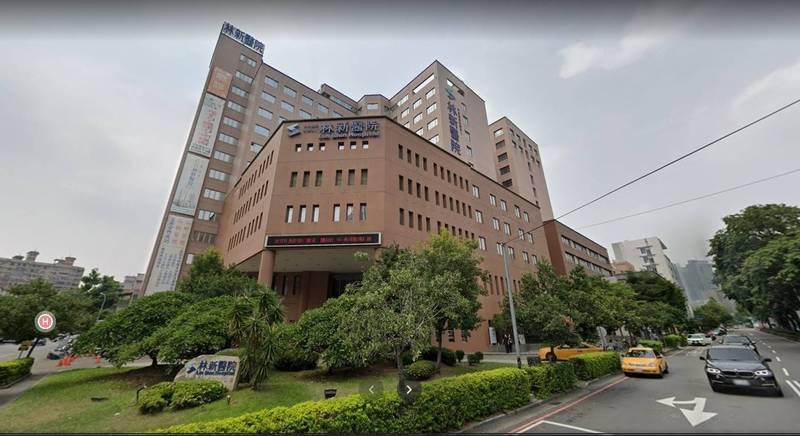 3月女嬰送到林新醫院前,已無生命跡象。(記者張瑞楨翻攝自GOOGLE街景)