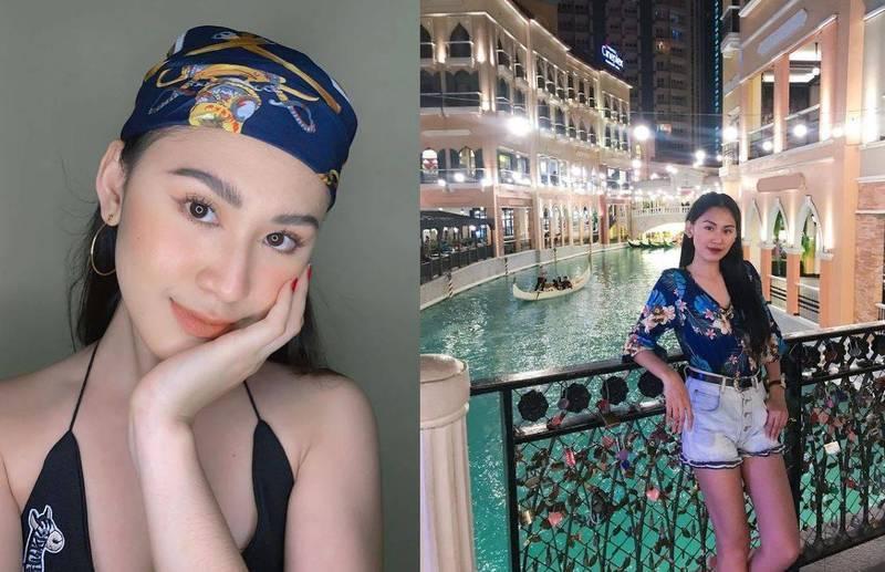 菲律賓航空空服員達塞拉(見圖)在飯店參加跨年派對,隔天竟被發現陳屍在房內浴缸。(圖擷取自IG/xtinedacera)