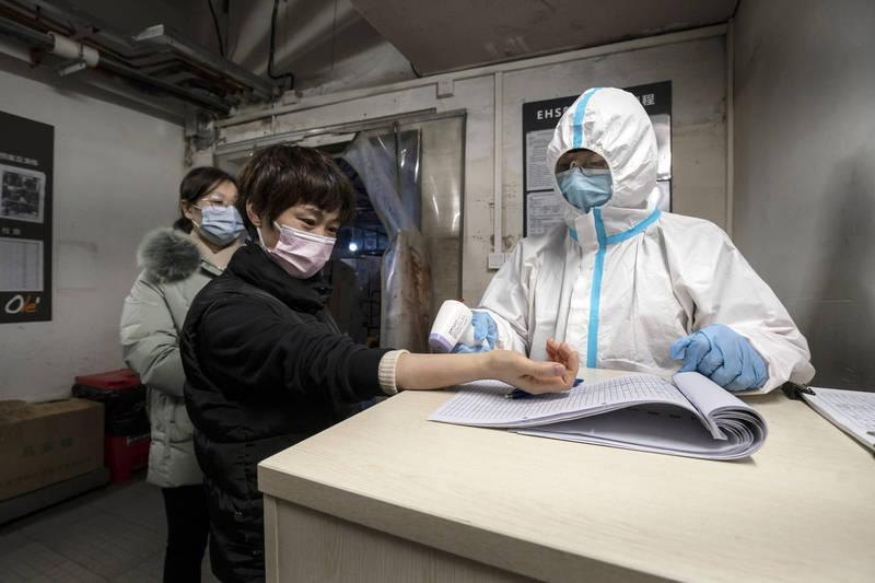北京小學新增「菊花」檢測 專家:增加武肺確診檢出率