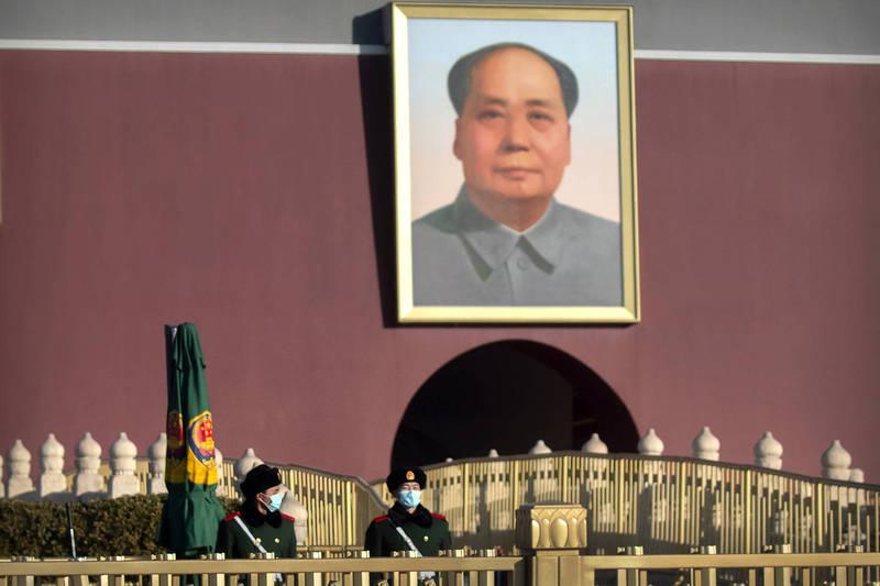 中國共產黨執政以來惡行罄竹難書,長期受到全球民主國家譴責。(美聯社)