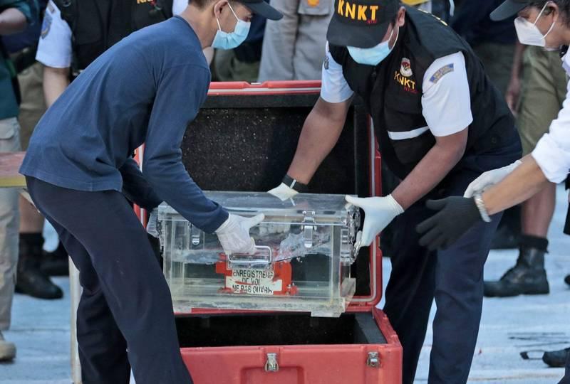 墜機主因?印尼失事波音737客機 「自動節流閥」曾故障