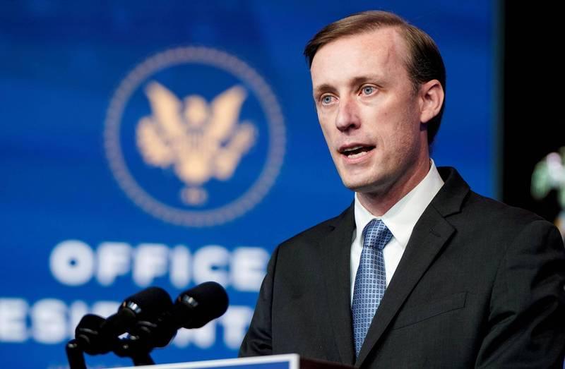 拜登國安顧問與盟國通話 共同應對中國挑戰