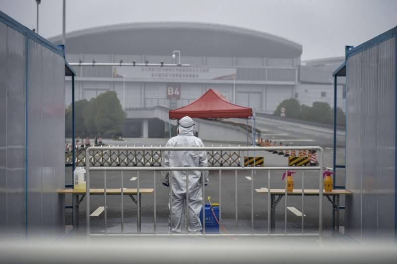 本日為武漢封城一週年,中國武漢肺炎疫情還在燒,不過中共上至習近平,下至官媒,不是無人提起,就是全以正能量的方式來做報導,只剩中國網友的議論紛紛。(歐新社)