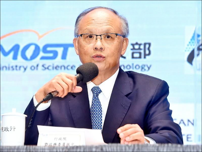 政院政務委員鄧振中指出加入CPTPP以及與美國簽署BTA,這兩件事要同時進展。(資料照)