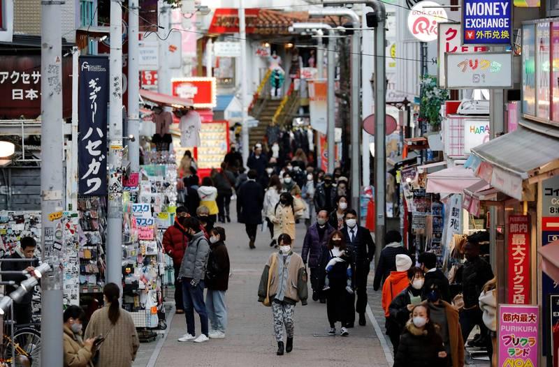 日本武漢肺炎累計死亡病例已突破5000大關。(路透)