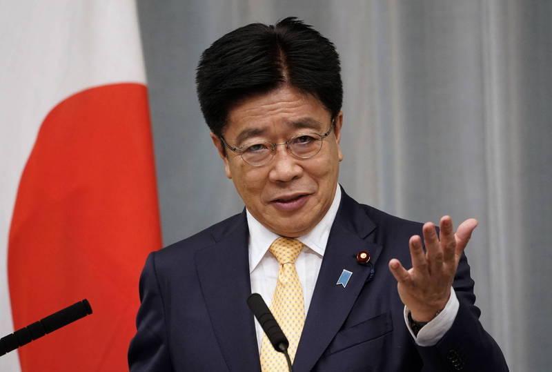加藤 官房 長官 太魯閣號事故 日本政府發言人表達慰問