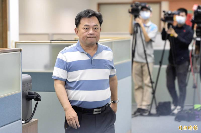 民進黨秘書長林錫耀今則在內部會議指示,地方黨部及黨公職要密切緊盯各縣市藍營動員情形,尤其在非綠營執政縣市,注意是否出現行政不中立之情事。(資料照)