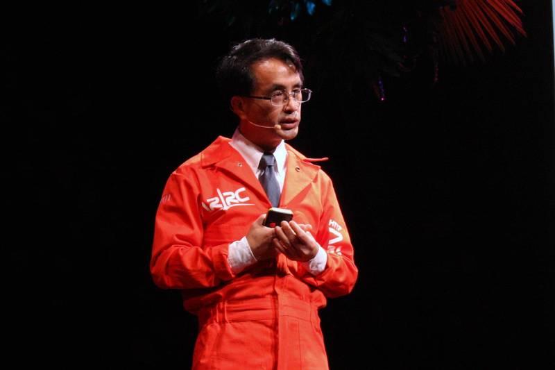 「火箭阿伯」交大教授吳宗信8月將接任國研院國家太空中心主任。(吳宗信提供)