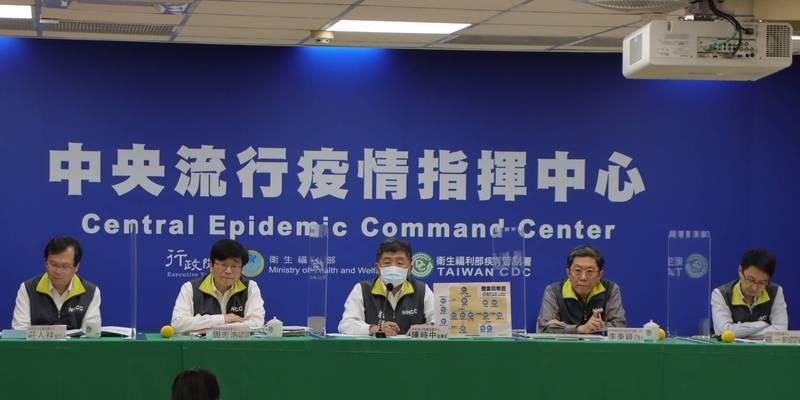 陳時中:禁止外國人入境將持續 春節防疫量能估可因應