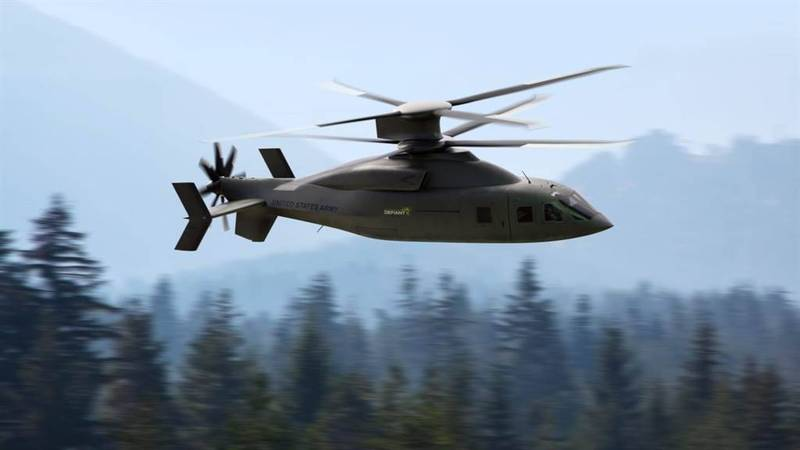 The future long-range assault vehicle