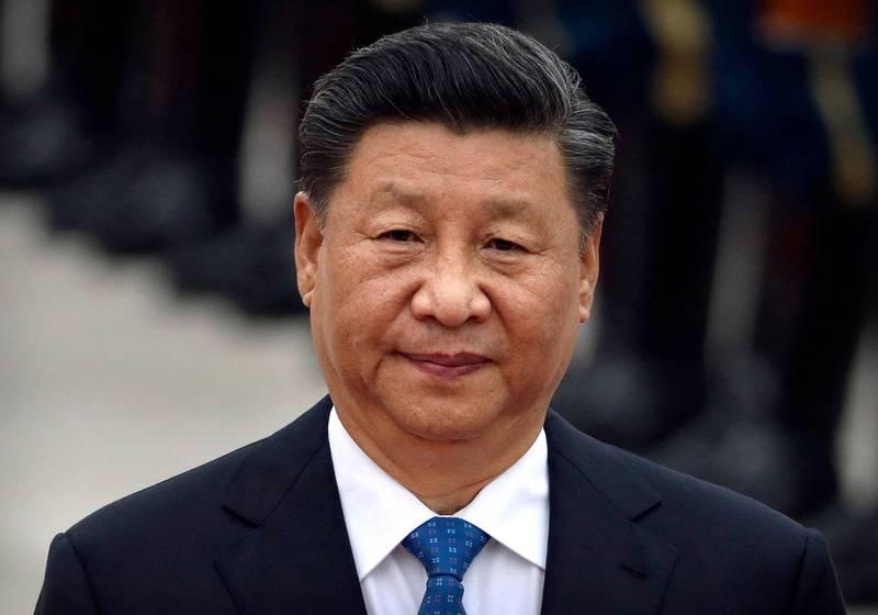 研究報告認為,中國政權合法性及國家主席習近平2022年延長任期成敗的因素之一會是台灣。(法新社資料照)