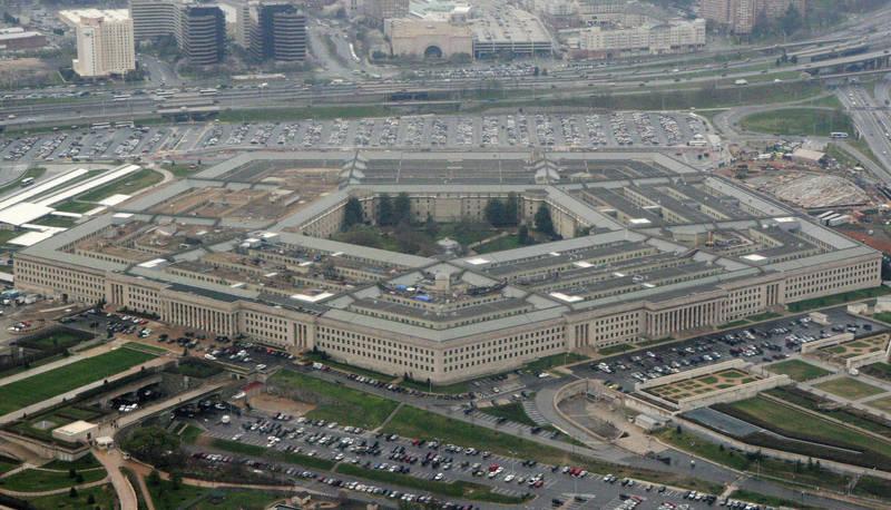 針對美韓戰權移交事宜,美國國防部28日回應指,將在完全滿足雙方同意條件時,才會移交戰時作戰指揮權,圖為五角大廈。(美聯社資料照)