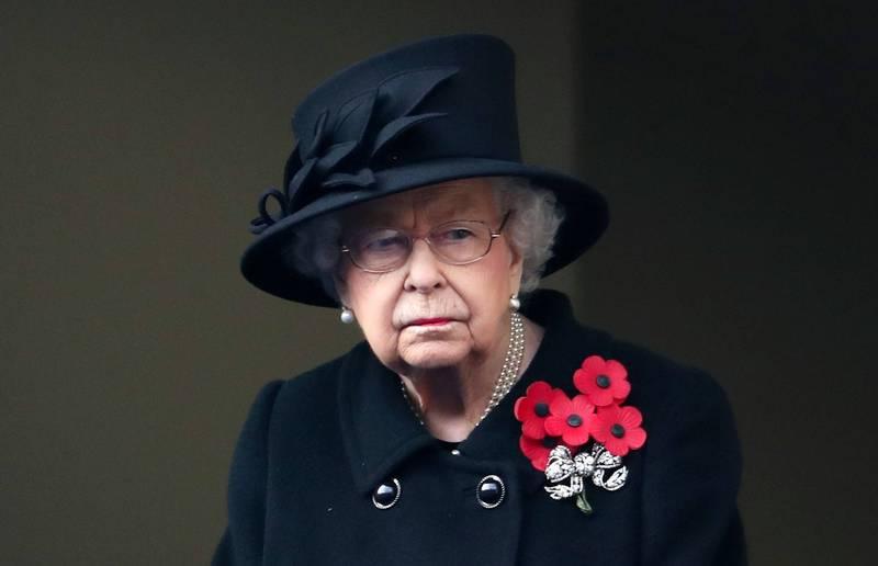 外媒近日透露,英國女王伊莉莎白二世擬在G7峰會前,先行會面美國新任總統拜登。(法新社資料照)