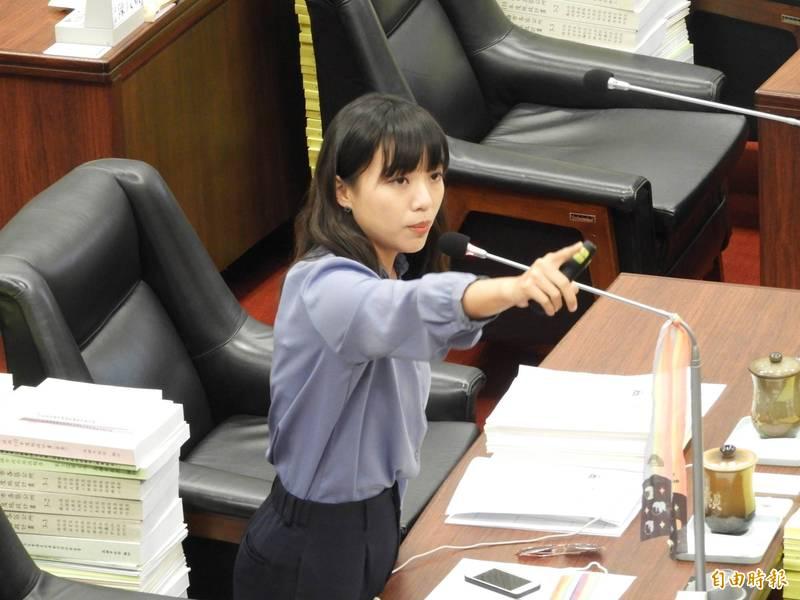 羅冠聰在臉書聲援黃捷,並質疑挺港成被罷免理由「會不會太離譜了」。(資料照)