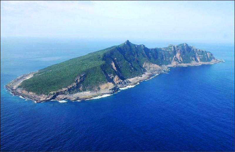中國海警船去年一年內接近釣魚台列嶼的鄰接水域多達三三三天,創下前所未有的紀錄。(歐新社檔案照)