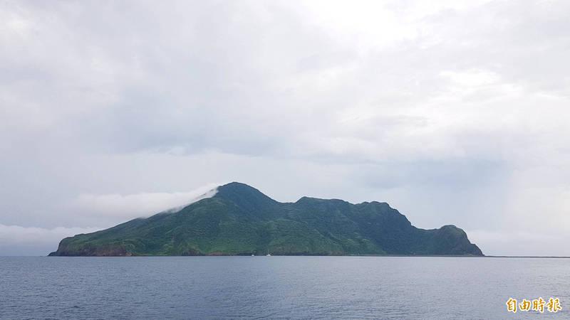 龜山島海域銅濃度超標,中研院學者表示,持續監測火山活動無異常。(記者簡惠茹攝)