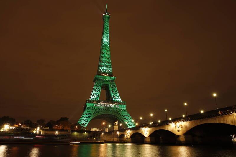 法國行政法院今(3)日裁定,政府對未採取足夠措施制止氣候變化負有責任。(歐新社)