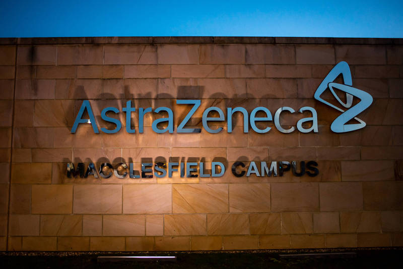 瑞士醫藥管理局指出,由於阿斯特捷利康公司無法給出足夠的疫苗數據,因此瑞士駁回了牛津/AZ疫苗的上市申請。(彭博)